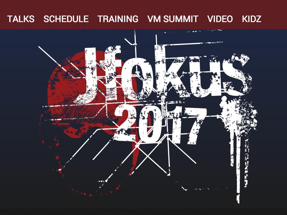 Datormagazin på Jfokus